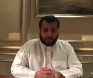 شاهد.. تركي آل الشيخ: لاعبو المنتخب سوَّدوا وجهي.. أنا أتحمل مسؤولية الخسارة