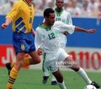 """""""رئيس الهلال"""" يستعرض صوراً لمشاركاته السابقة في كأس العالم"""