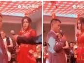 بالفيديو.. إجبار فتاة مسلمة من أقلية الإيغور على الزاوج من مُلحد في الصين