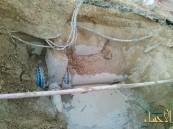 بالأحساء .. أربعة شركات تعجز عن إصلاح شبكة مياه