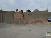 بالصور …. حي الديرة بالجشة ومعاناة كبار السن