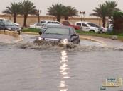 """بالصور… """" الأحساء نيوز """" ترصد آثار الأمطار"""
