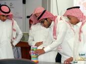 ثانوية الحرمين تشارك في المنتدى الأسري السادس بمعهد التنمية