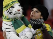 جنون الرياضة في كأس العالم 2010
