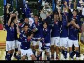 اليابان بطلة كأس آسيا 2011م