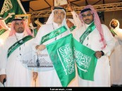 الأستاذ سامي الجمعان والأستاذ عبداللطيف العفالق والأستاذ سعود السلطان شاركوا في أحدى الفعاليات سوق هجر2 – 2011