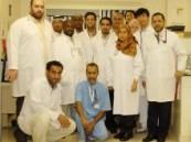 الأول على مستوى الأحساء ودرجة التميز على مستوى العالم .. كلية أمريكية تمنح قسم المختبرات في مستشفى الملك عبد العزيز شهادة الجودة