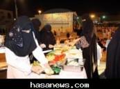 """عدسة ( الأحساء نيوز ) ترصد فعاليات سوق هجر """" حاضر وعراقة """"  لليوم الثاني  ."""