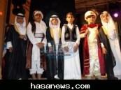( الأحساء نيوز ) الراعي الإلكتروني : الزي الشعبي القديم والحفل الإنشادي يجذبان زوار مهرجان سوق هجر في يومه الرابع .