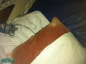 مواطن يتهم مستشفى الملك فهد بالهفوف بإهمال والدته ثلاثة أيام بدون بطانية  .
