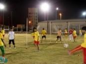 فريق النجوم لكرة القدم يعاود تدريباته اليومية