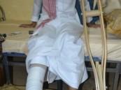 مواطن يتهم طبيب طوارئ مستشفى الملك فهد بإهمال أبنه المصاب .. ويطالب وزير الصحة بإنصافة .