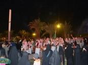 """عدسة """" الأحساء نيوز"""" ترصد فعاليات اليوم الأول لبرنامج أرامكو السعودية الثقافي  .."""