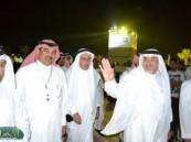 """وكيل محافظة الأحساء """" البراك """" يتفقد برنامج أرامكو السعودية الثقافي"""