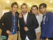 متطوعو ارامكو السعودية : المهرجان انجاز للجميع .. وشكراً لأرامكو لانها اتاحت لنا الفرصة .