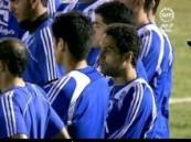 تواجد في تمارين فريقه اليوم …ووزارة الإعلام تمنع نشر أي موضوع حول قضية ياسر القحطاني ..