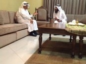 """الدكتور """" العبدالقادر """" نائب رئيس نزاهة """" الأحساء نيوز """" نافذة على الأحساء ومصدر للمعلومة"""