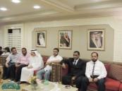 السفارة السعودية بالفلبين تحتفي بوفد مؤسسة التدريب التقني .