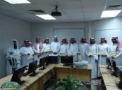 إدارة التدريب بامانة الأحساء تنظم دورة تدريبية لمنسوبي الدوائر الحكومية