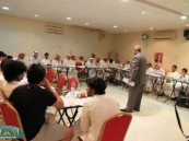 """لجنة التنميه الأجتماعية الأهليه بالخالديه تنظم برنامج """" اجتياز القدرات """""""