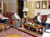الأمير نواف بن فيصل يصل البحرين لترؤس وفد المملكة في إجتماع رياضيي مجلس التعاون