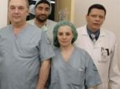 إجراء أول عملية للقلب بمستشفى الملك فهد علي يد بروفيسور ايطالي عن طريق فتحه واحده وهي الأولى من نوعها