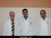 نجاح عملية جراحية دقيقة لطفل خديج بمستشفى الولادة والأطفال بالأحساء