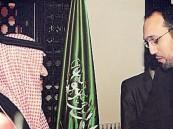 محمد بن نواف يكرم ابن الأحساء '' عبد الله النعيم ''
