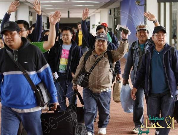 اتجاه لتوثيق عقود العمالة الفلبينية