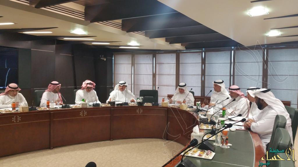 جانب من اجتماع المجلس