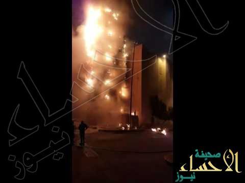 """بالفيديو.. تفاصيل حريق مكة.. و المتحدث الرسمي يكشف """"الأسباب"""""""
