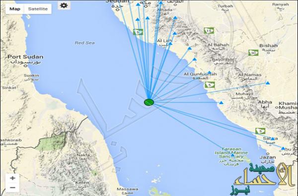 زلزالان-يضربان-السواحل-الشرقية-للمملكة
