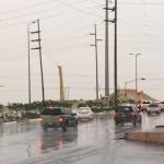أمطار متوسطة خفيفة (1) 