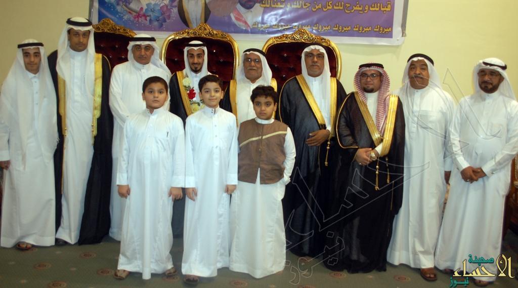 جماعية لأقارب العريس عباس الغزال
