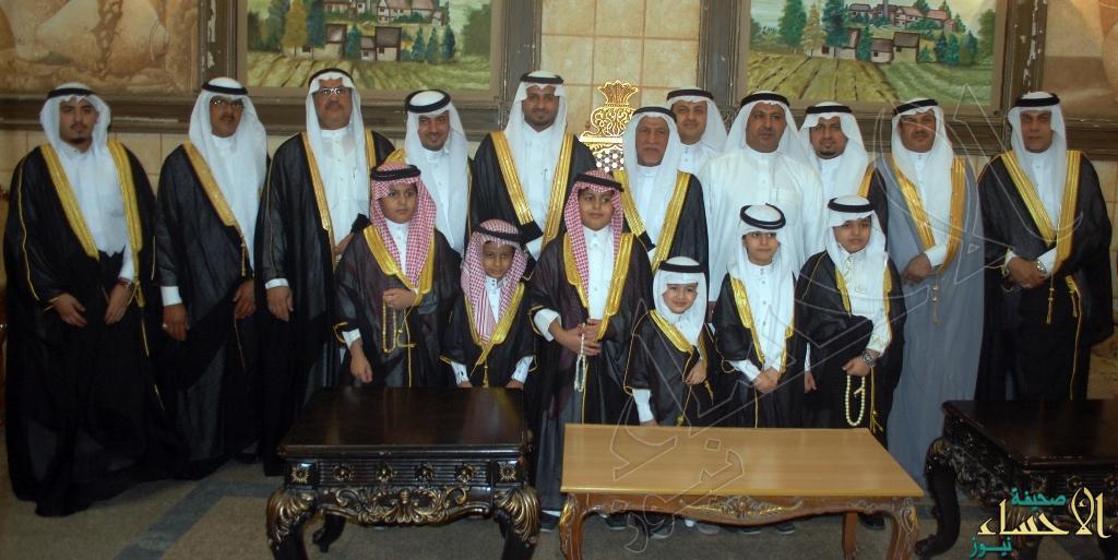 زواج محمد حبيب الغزال 2