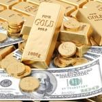 دولار ذهب الذهب