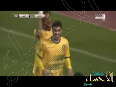 فيديو .. #الخليج يسحق العين بثمانية أهداف