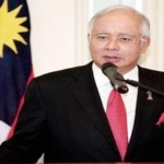 رئيس وزراء ماليزيا محمد نجيب عبد الرزاق