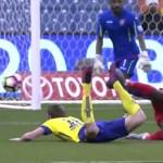 بالفيديو .. النصر يخطف فوزاً مثيراً أمام الوحدة في الوقت القاتل