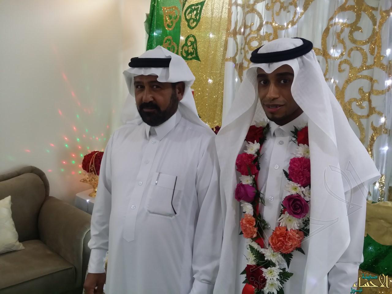 العريس مع خاله