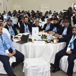 الفهيد يشارك في جلسات لقاء قيادات التدريب التقني