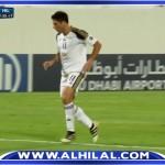 بالفيديو .. #الهلال بعشرة لاعبين يرفض الخسارة أمام #الوحدة الإماراتي