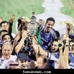 الهلال بطل دوري زين السعودي للمحترفين 2011  بدون خسارة