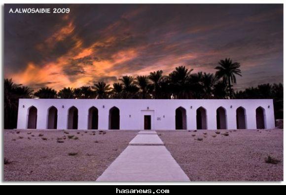مسجد الجعلانية بالبطالية ، بعدسة أحمد الوصيبعي
