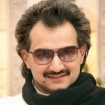 الوليد بن طلال يتصدر قائمة أكثر 50 شخصية عربية تأثيراً في العالم .