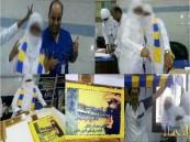 ممرضين وممرضات يحتفلون بفوز النصر في إحتفالية مختلطة ( صور مثيرة )