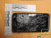 هاتف HTC يحمي حياة صاحبه من رصاصة قاتلة