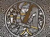 اكتشاف أقدم حقيبة نسائية صنعت فى القرون الوسطى