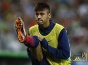 برشلونة يتعادل مع ليخيا جدانسك 2-2 وديا في اول ظهور للبرازيلي نيمار
