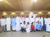 لجنة خدمة المجتمع تنظم حملة للتبرع بالدم تحت شعار ( إمنحني فرصة الحياة ) بالجشة